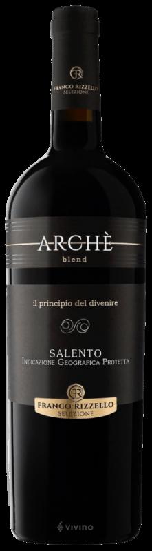Archè Blend Primitivo di Salento IGT 2014 Le Vigne di Sammarco