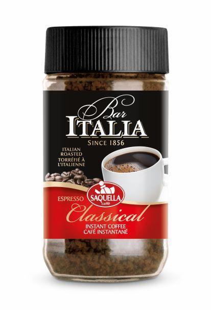 Espresso Classic instantní Saquella