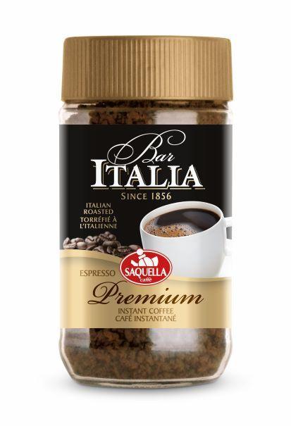 Espresso Premium instantní Saquella