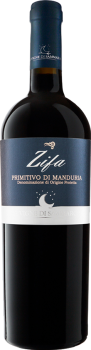 Zifa Primitivo di Manduria DOP 2015