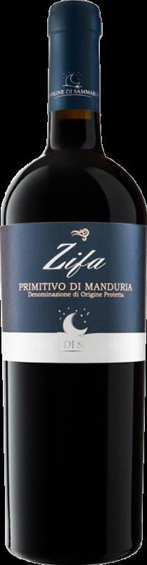 Zifa Primitivo di Manduria DOP 2015 Le Vigne di Sammarco